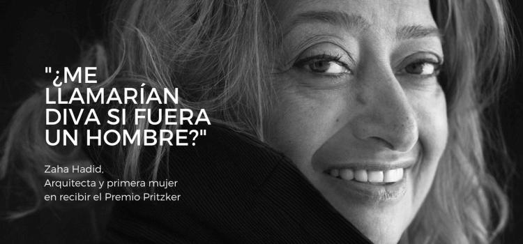 Mujeres que hicieron historia: Zaha Hadid, una inspiración para arquitectas