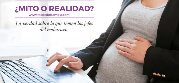 ¿Mito o realidad? La verdad sobre lo que temen los jefes del embarazo (Parte 2)