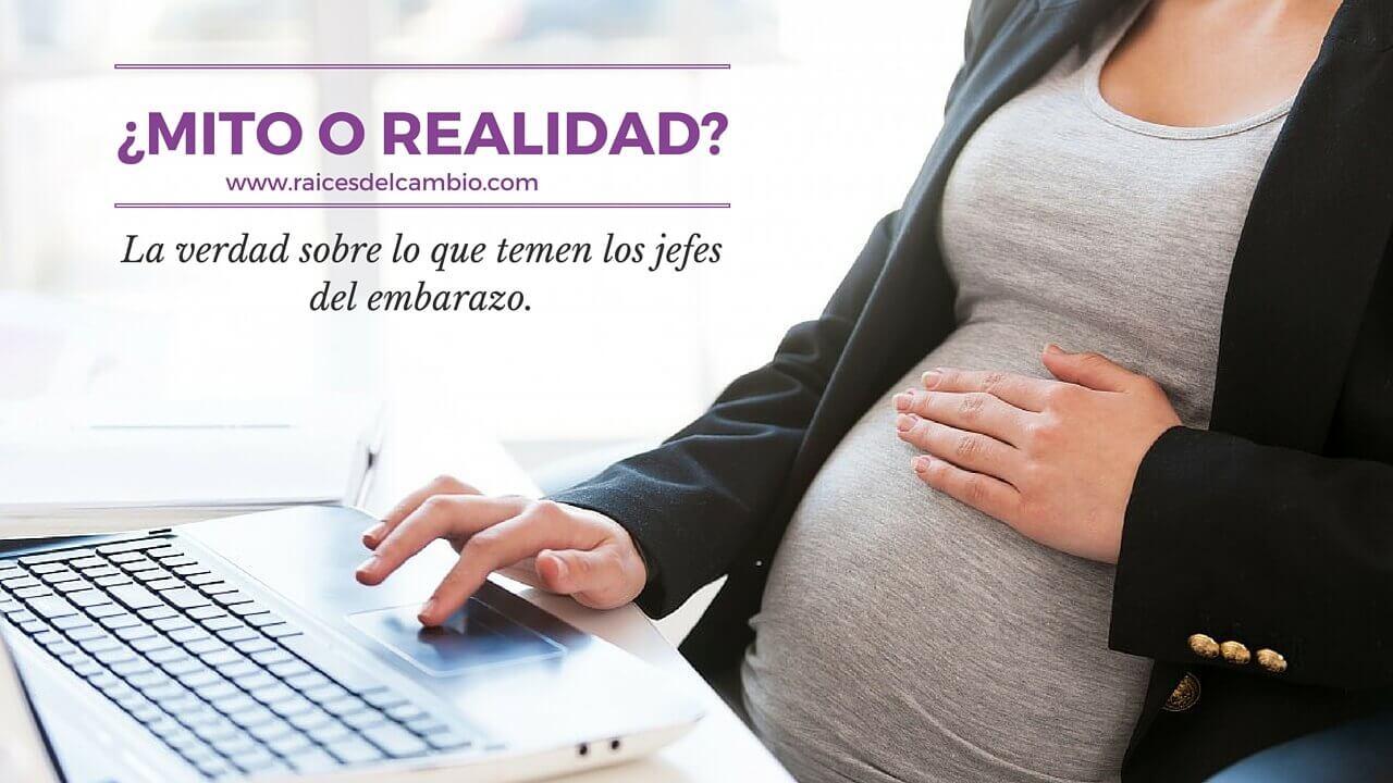 Mito o realidad- La verdad sobre lo que temen los jefes del embarazo
